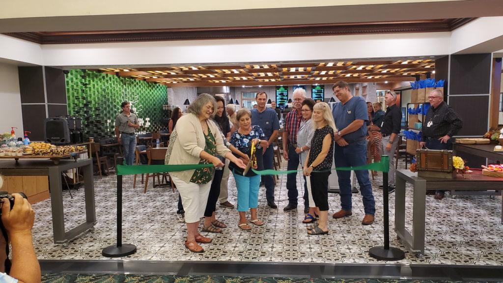 Cow Creek Umpqua Tribe celebrates expansion of coffee company (SBG)